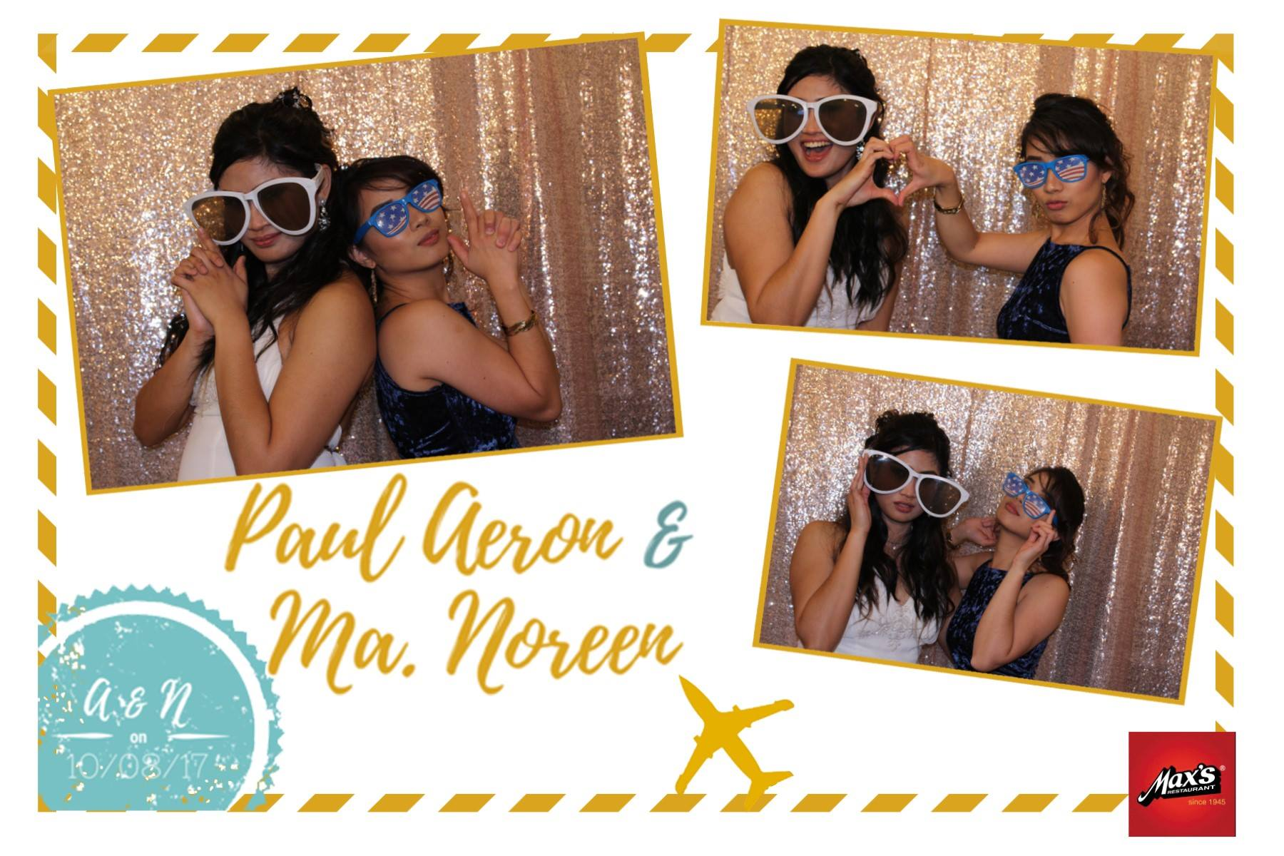 Paul & Noreen Wedding