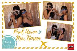 Paul & Noreen Wedding