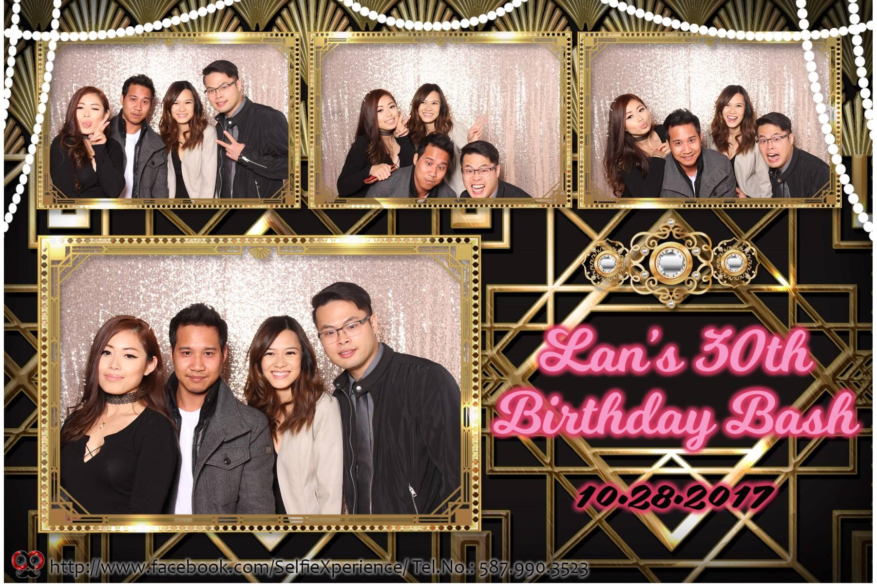 Lan's Birthday