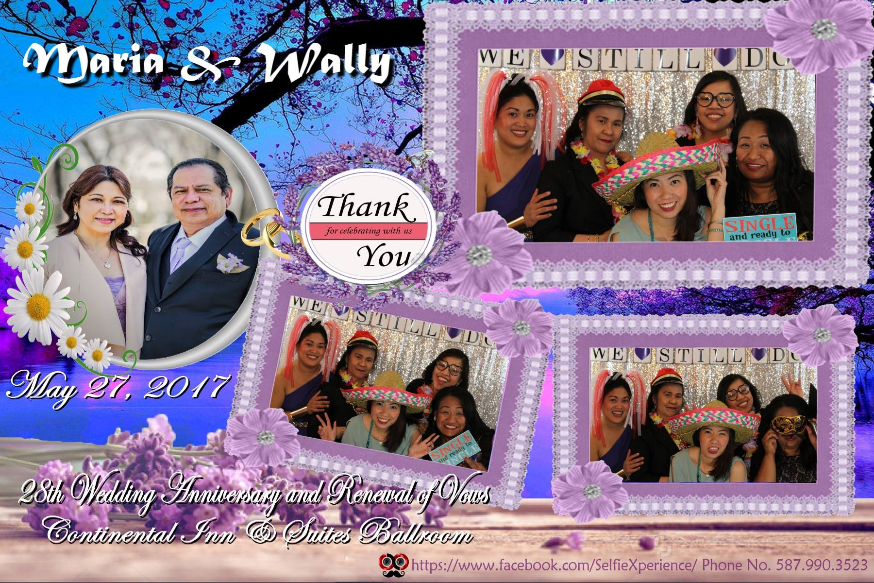 Maria & Wally Wedding
