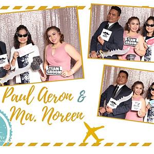 Paul and Noreen Wedding
