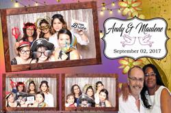 Andy and Maulene Wedding