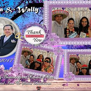 Maria and Wally Renewal of Vows