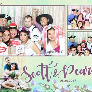 Scott & Pearl Wedding