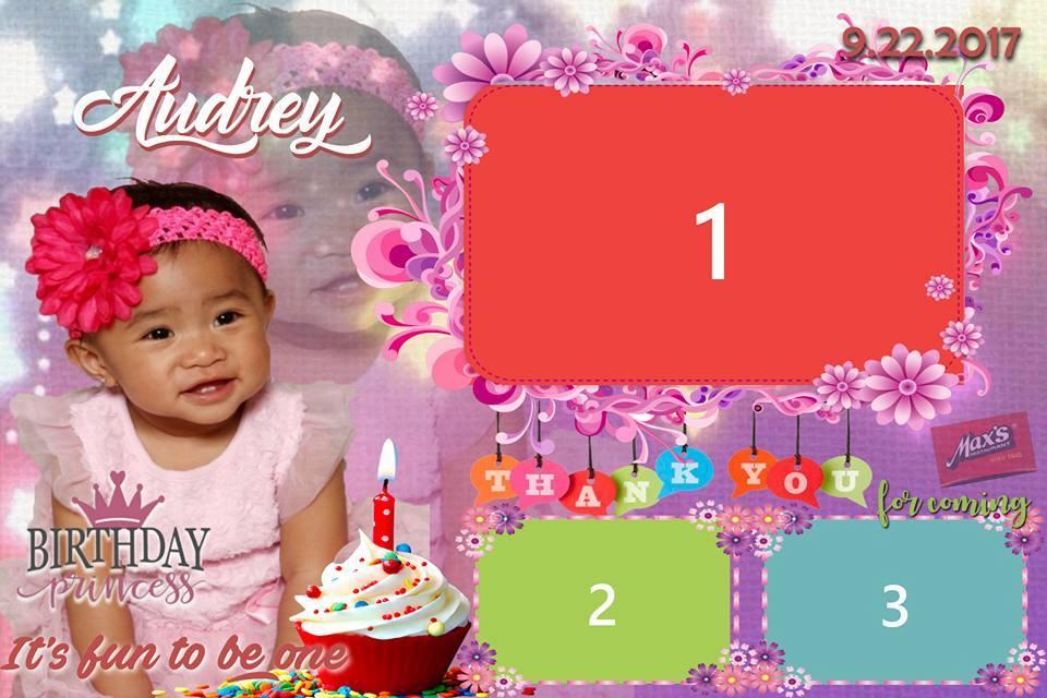 Audrey's Birthday