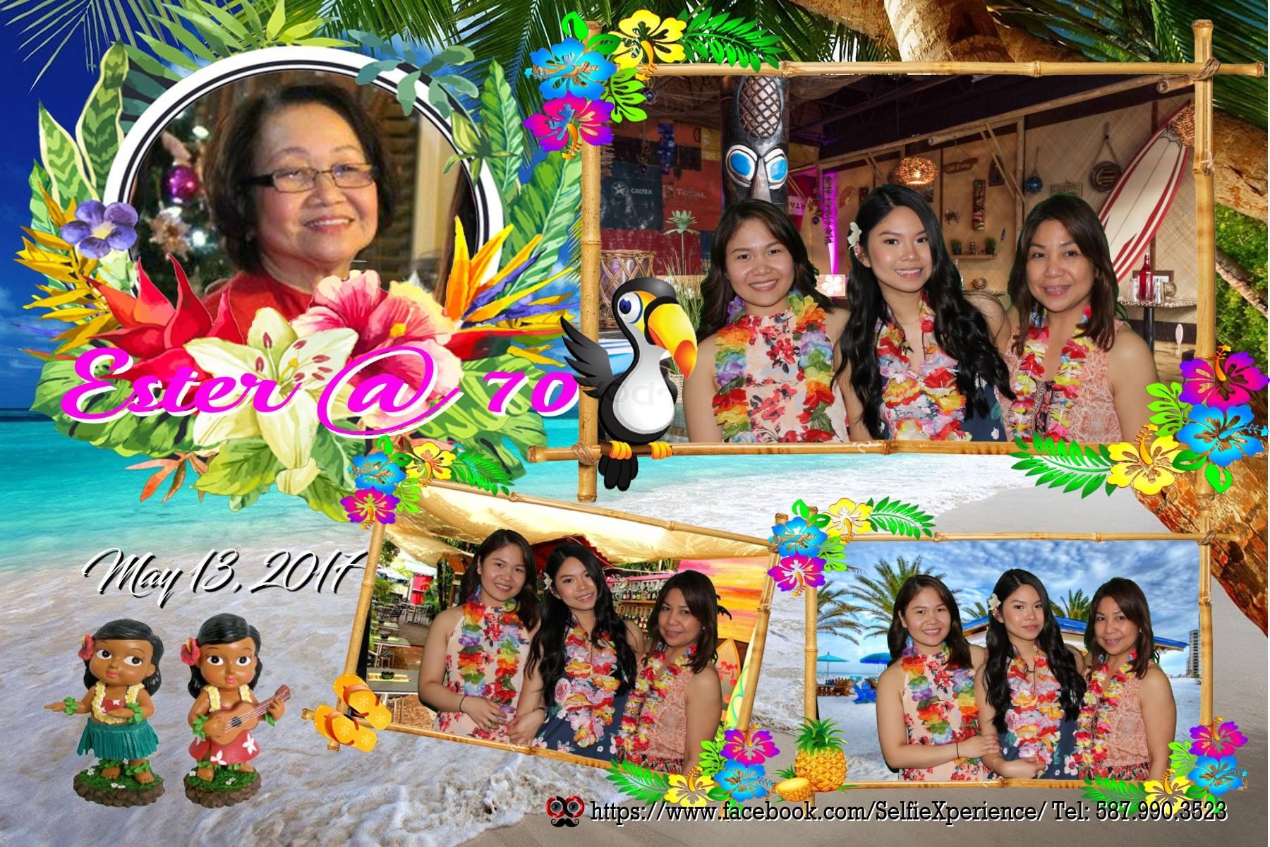 Ester's Birthday