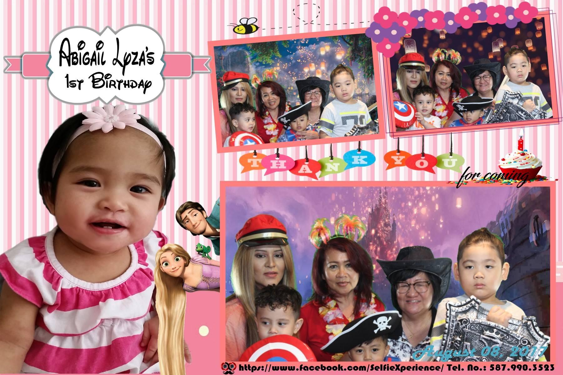 Abigail Laiza's Birthday