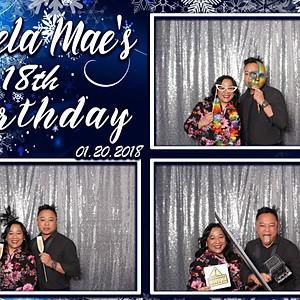 Angela Mae's Birthday