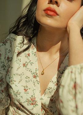 Cocoon Necklace