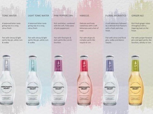Merchants Heart Tonic (Bottles)