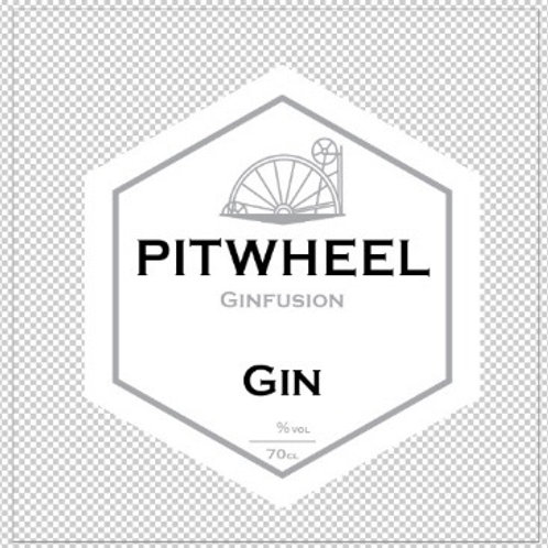 PitWheel Ginfusion - Create Your Own 70cl Gin