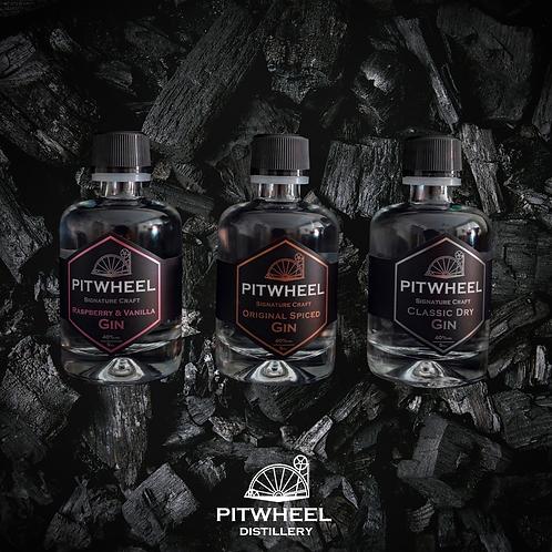 Pitwheel Miniatures Mix & Match Trio Pack