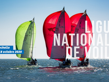 En route pour la Ligue Nationale de Voile !
