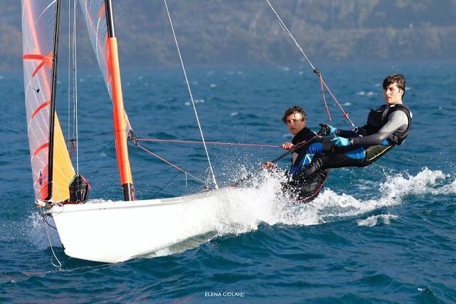 2020 | Raphaël Thoisy (SNO) & Tristan Berthier | 29er