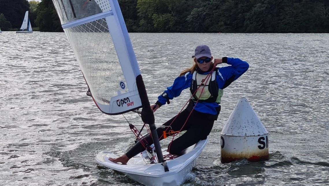 2020 | Marine Cottenceau | Open Skiff