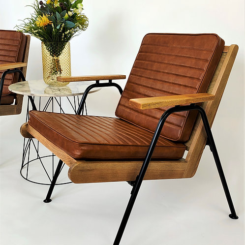 Modern Retro Chairs x 4