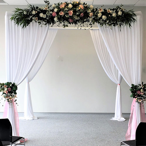 MANDAP/WEDDING FRAME