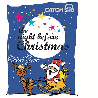 The Night before Christmas online game