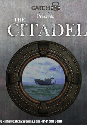 The Citadel Catch 22 Online Escape Game
