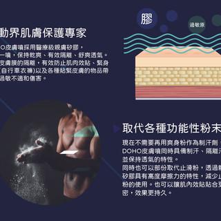 運動界肌膚保護
