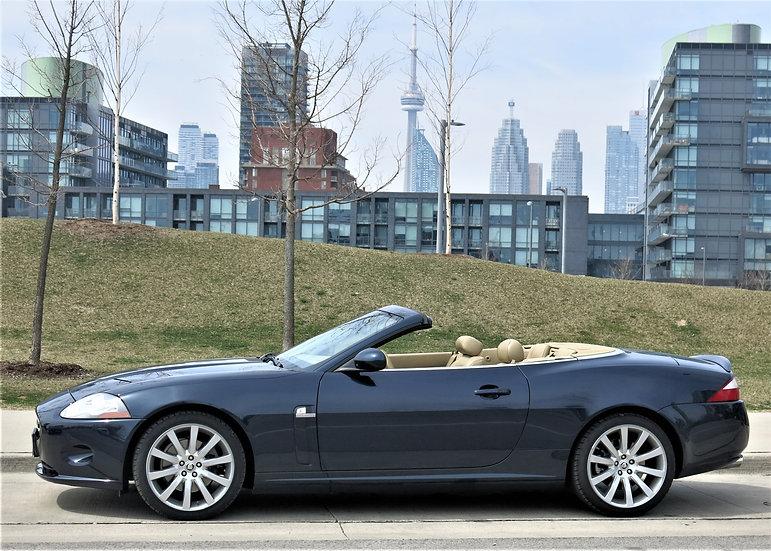 2009 Jaguar XK8 Convertible
