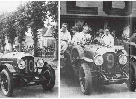"""BENTLEY """"OLD #2"""" ONCE THUNDERED OVER WISCONSIN COUNTRY ROADS"""