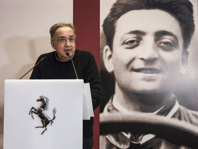 FIAT CHRYSLER CEO SERGIO MARCHIONNE DEAD AT 66