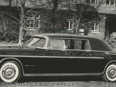 RARE 1956 CROWN LIMO HAS THE RIGHT STUFF