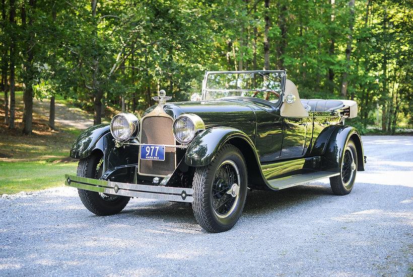 1923 Model A Duesenberg Sport Phaeton