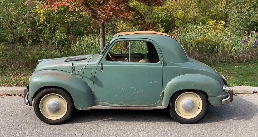 1949 Fiat Topolino 500C