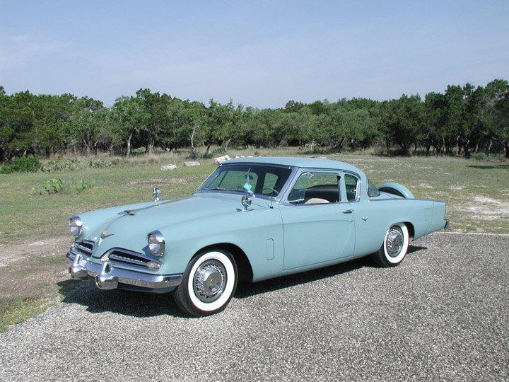 1953 Studebaker Starlight Coupe