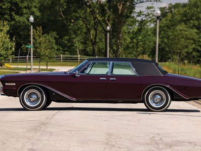 1966 DUESENBERG GHIA COMES FROM A TIME WHEN CLASSIC-ERA RECREATIONS WERE A REAL POSSIBILITY