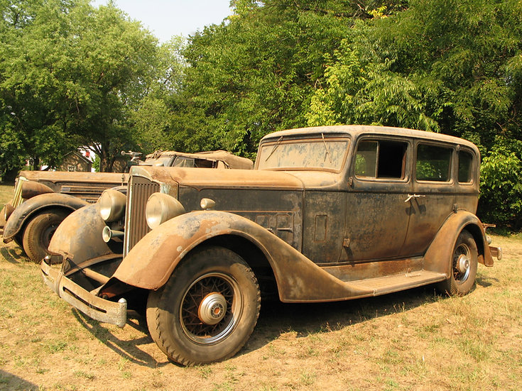 1934 Packard Eight Sedan