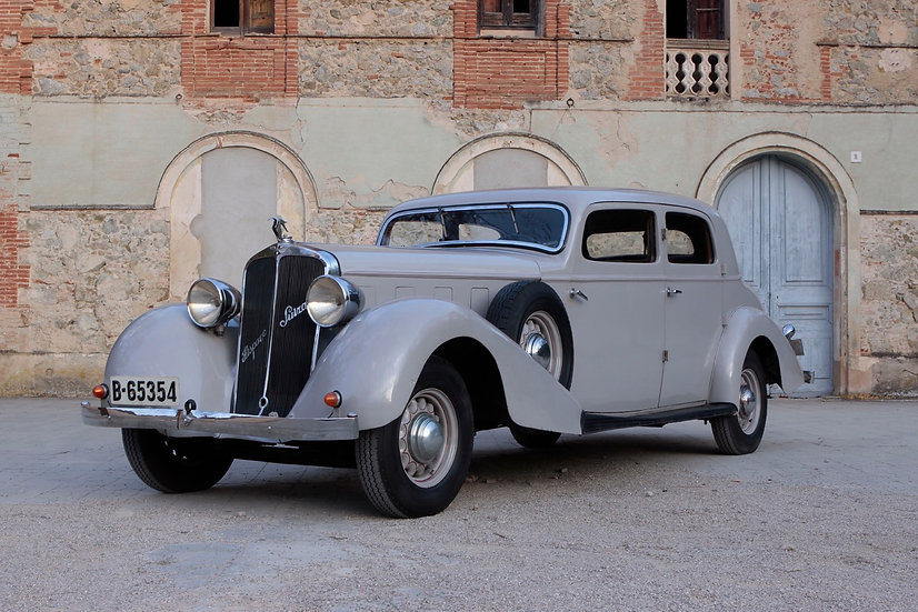 1935 Hispano Suiza T60 by Capella