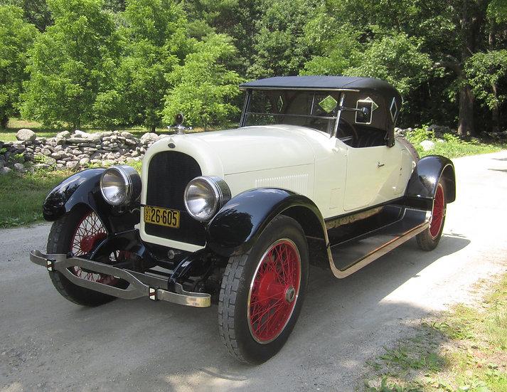 1923 Marmon 34B Speedster