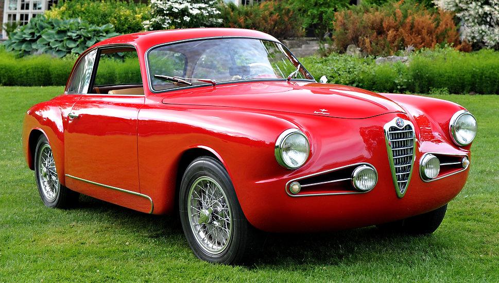 1954 Alfa Romeo 1900C Super Sprint Coupe