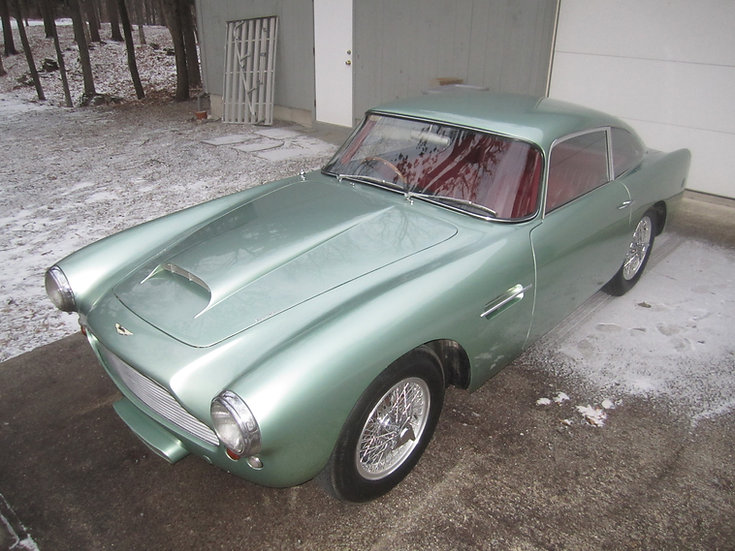 1961 Aston Martin DB4 SIII