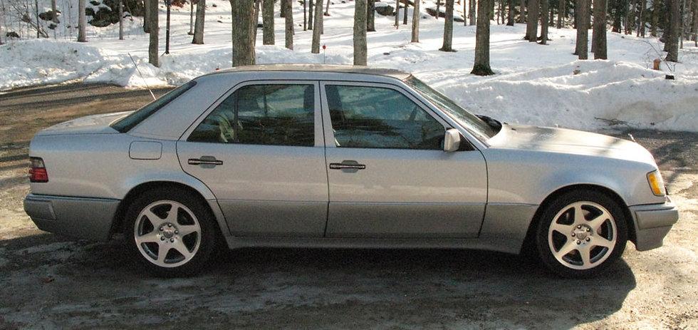 1994 Mercedes Benz E500