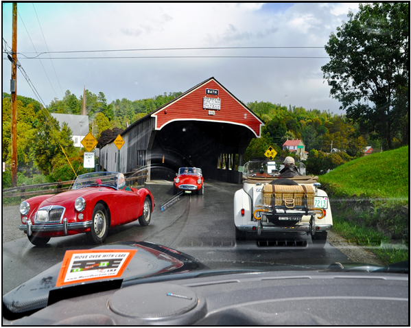 NEBRR 2017 Covered bridge