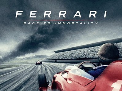 A DEADLY DECADE: FERRARI FILM TO BE RELEASED ON DVD