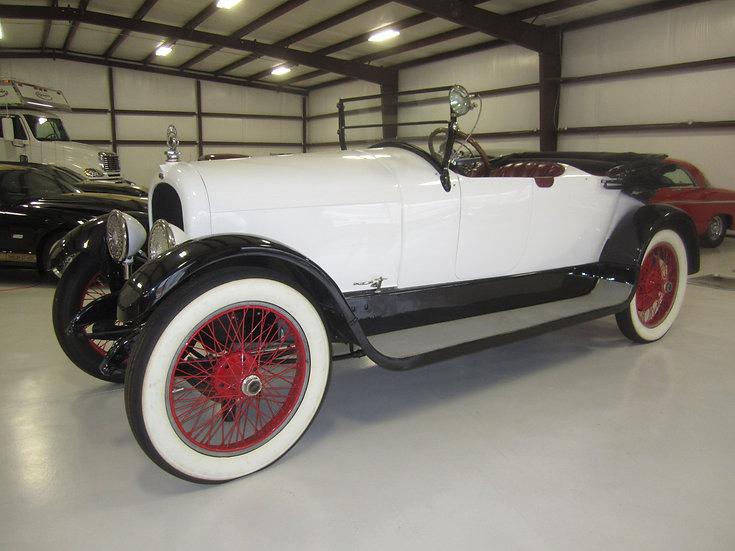1917 Marmon Cloverleaf