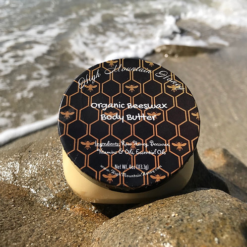 Organic Beeswax Body Butter