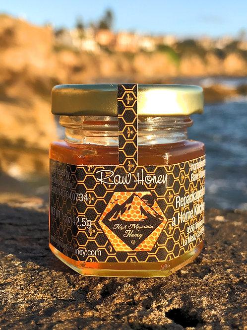 1.8oz Stone-Fruits Raw Honey