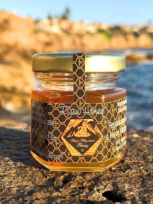 1.8oz Mixed Berry Raw Honey