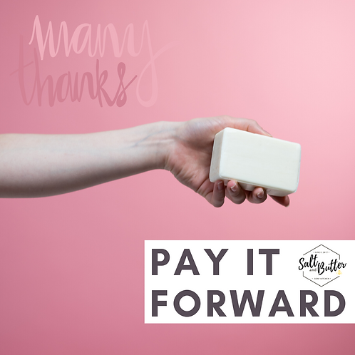 Soap It Forward