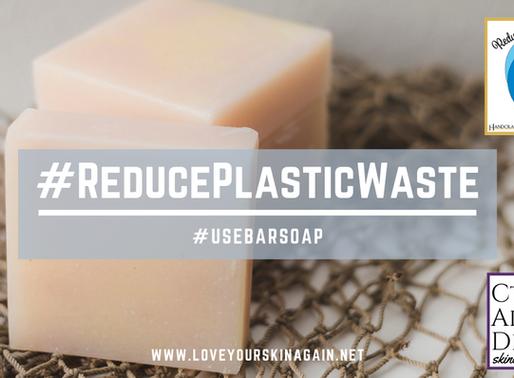 #ReducePlasticWaste #UseBarSoap