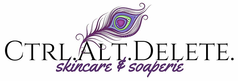 Ctrl.Alt.Delete Skincare & Soaperie logo