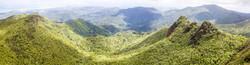El Yunque Peakk Panorama 2