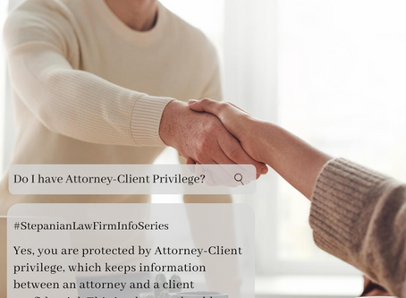 Do You Have Attorney-Client Privilege?