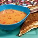 Soup 10oz & 1/2 Sandwich